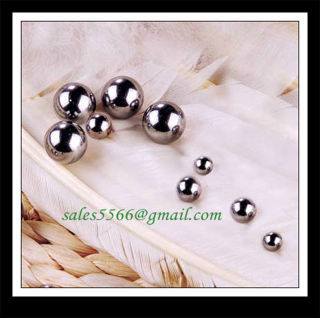 soft carbon steel ball