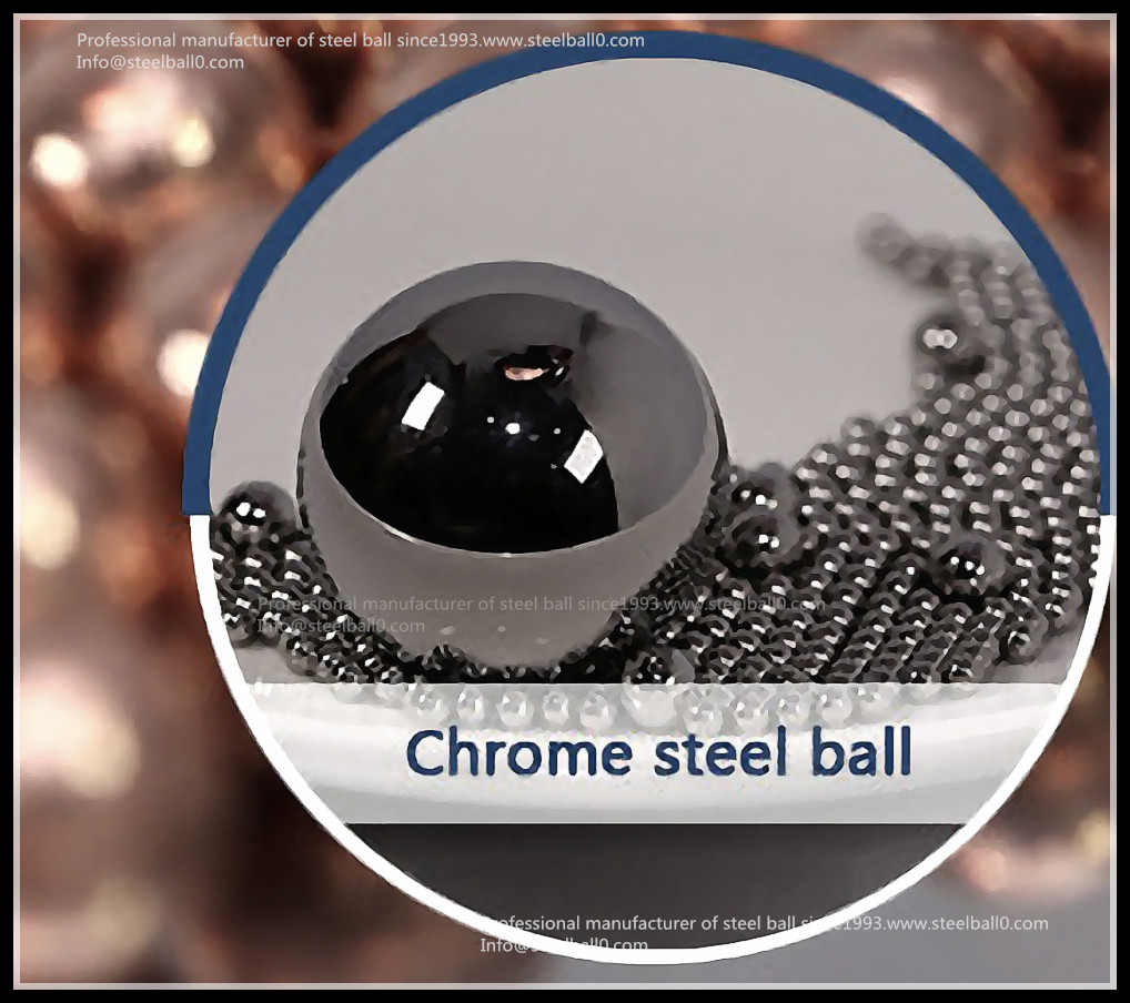 All sizes G100 chrome steel ball bearings